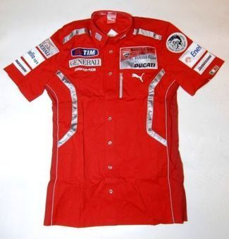 eBay.it | Riders4Riders Auction | Ducati Team Shirt Autographed by Valentino Rossi | Ductalk Ducati News | Scoop.it