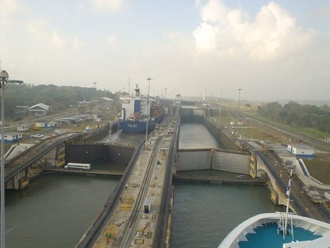 Expanding the Panama Canal may shrink shipping industry emissions | dreams for a better planet | Scoop.it