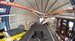 UI telescope gets renovation | News-Gazette.com | Science Wow Factor | Scoop.it