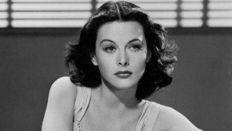 Hedy Lamarr, la actriz más bella de Hollywood que inventó el WiFi | sexo | Scoop.it