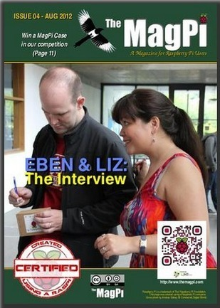 The MagPi issue 4 – out now!   Raspberry Pi   Scoop.it