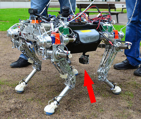 Video: Drones, Quadrupeds, Humanoids, and More Robots From ICRA 2013 | Robots in Higher Education | Scoop.it