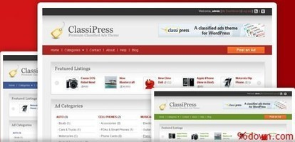 Appthemes ClassiPress v3.3.1 [PAID] | Download Free Full Scripts | Patrocinador On Line 1 | Scoop.it