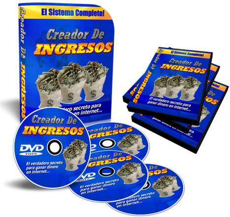 Creador de Ingresos | como ganar dinero por internet | Scoop.it