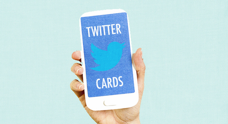 The Top Brands Using Twitter Cards | Writing for Social Media | Scoop.it