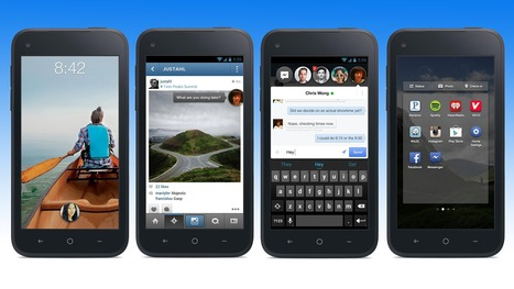 Facebook is a Mobile Company Like Google is a Car or Glasses Company | Mobile (Android) apps | Scoop.it
