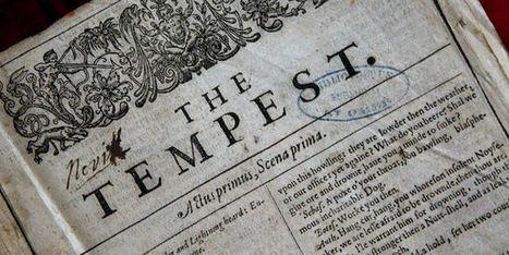 Pourquoi est-il si difficile d'ébranler le monument national qu'est Shakespeare | Archivance - Miscellanées | Scoop.it