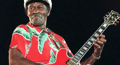 Pour célébrer son 90ème anniversaire, Chuck Berry annonce son 1er album depuis 38 ans ! - Rockawa | Bruce Springsteen | Scoop.it