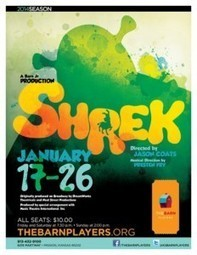 Shrek The Ogre Is Coming To Town | The Vignette | OffStage | Scoop.it