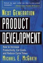 Next Generation Product Development : How to Increase Productivity, Cut Costs, and Reduce Cycle Times downloads | Knowledge Management for Entrepreneurs | Scoop.it