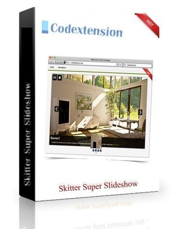 Skitter Super Slideshow | Joomla! Extensions | Scoop.it