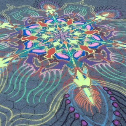 Sand Painting September 24th 2016 | Sand Paintings | Scoop.it