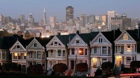 Rampant wealth inequality in Silicon Valley could make San Francisco a ghost town | Arguments for Basic Income | Scoop.it