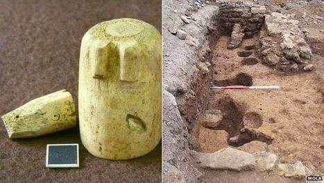 Les Découvertes Archéologiques: Des pièces d'échecs du Moyen Age découvertes à Northampton | Monde médiéval | Scoop.it