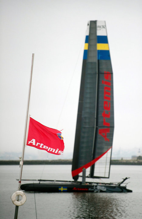 New Technology and Risks For a Stately Sailing Event - New York Times   Outdoor Adventurous Activities   Scoop.it
