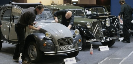Une vente de voitures anciennes rapporte 56 millions | Voitures anciennes - Classic cars - Concept cars | Scoop.it