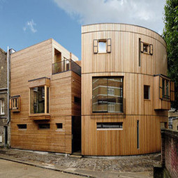 Eco-House in legno firmata Philippe Starck | Rinnovabili | Sustain Our Earth | Scoop.it