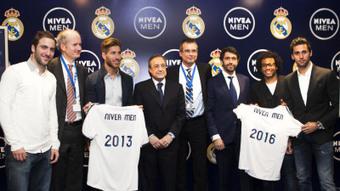 Nivea Men s'associe avec le Real Madrid | Coté Vestiaire - Blog sur le Sport Business | Scoop.it