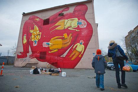 interesni-kazki | kiev | red | ukraine | #lyrique en art | Scoop.it
