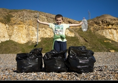 Newhaven eco warrior calls for beach clean to save wildlife | Blue Planet | Scoop.it