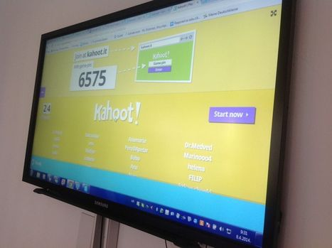 Get Kahoot! | Twitterova družina | ucitelji | Scoop.it