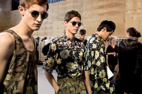 Paris Men's Fashion Week: Louis Vuitton, Rick Owens, Raf Simons and More - New York Times | women's clothing style | Scoop.it