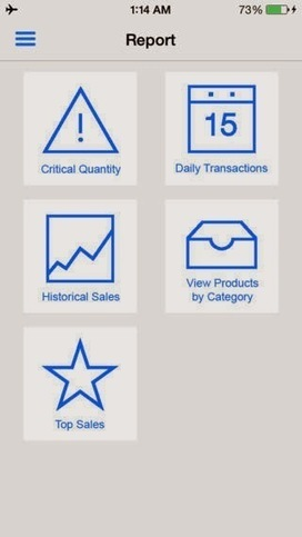 """""""Easy Inventory"""" app - A powerful tool for serious business owners 