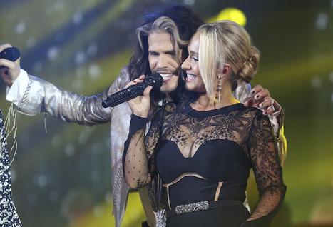 Steven Tyler Joins Hayden Panettiere for 'Crazy' Performance on 'Nashville' Season Premiere [WATCH] | Country Music Today | Scoop.it
