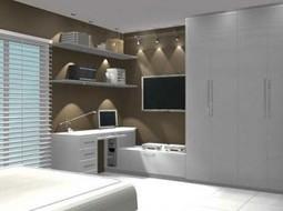 Conservação de armários planejados - Arquitetura BH Engenharia ... | Móveis planejados e decoração | Scoop.it