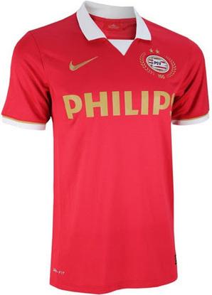 Le maillot domicile du PSV Eindhoven pour 2013-2014 | Maillots 2014 2015 | Scoop.it