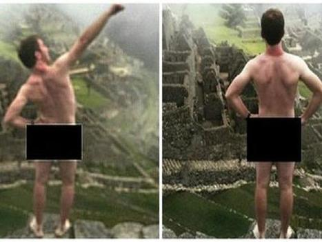 Police arrest foreign tourists for posing naked while taking photos in Machu Picchu | Noticias Peru | Scoop.it