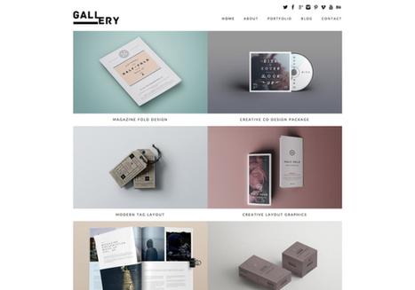 45 Clean and Minimal WordPress Themes - Vandelay Design | WordPress Website Optimization | Scoop.it