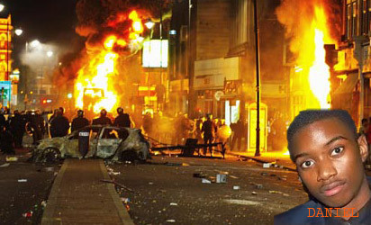Nigerians lose one to London riots, blame African leaders - Vanguard | London Riots Sensemaking | Scoop.it