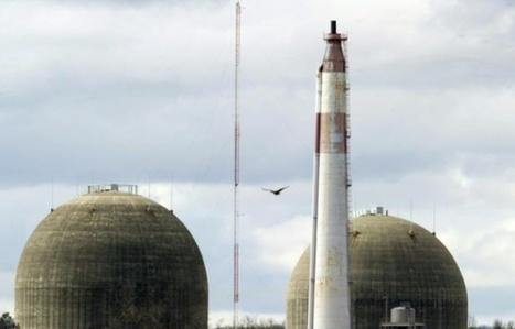 Etats-Unis: l'état d'une centrale près de New York inquiète des anti-nucléaires | Planete DDurable | Scoop.it