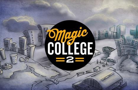 Découvrez les métiers du Bâtiment avec le serious game Magic College 2 | D'Dline 2020, vecteur du bâtiment durable | Scoop.it
