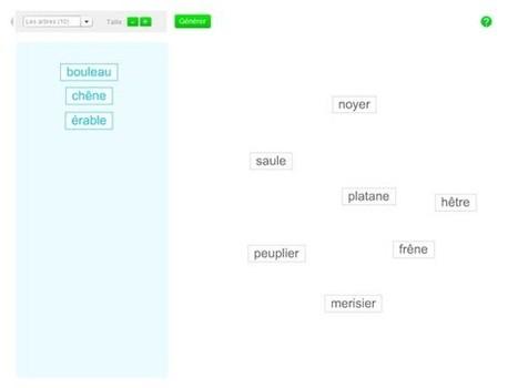 Classement par ordre alphabétique (exercices) | Moisson sur la toile: sélection à partager! | Scoop.it