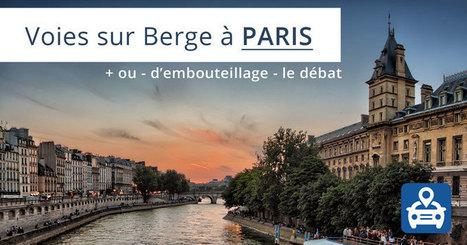 Fermeture des voies sur berge à Paris et embouteillages - LegiPermis | Sécurité routière | Scoop.it