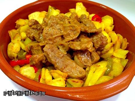 Carne Richada | Recetas | Scoop.it
