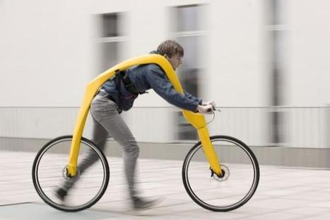 Alemães criam bicicleta sem pedais   Noah Kelmer   Scoop.it