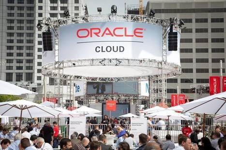 Résultats: Oracle soutenu par ses activités Cloud   Actualité du Cloud   Scoop.it