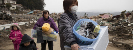 Una app nipona localiza refugios en caso de desastre   Japon   Scoop.it