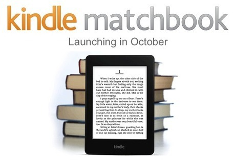 Amazon Starts Bundling Program, Kindle MatchBook | Ebook and ebook technology | Scoop.it