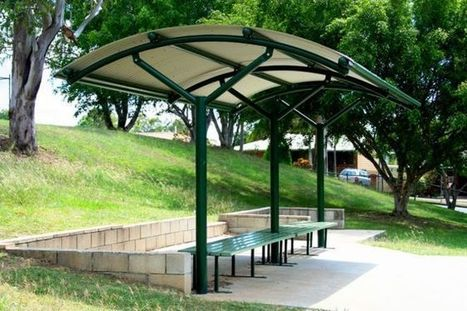 Bus Shelters | Business, Industry, Travel and Design | Scoop.it
