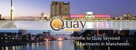 Choose To Stay At Quay Self Catering Apartments That Combines Comfort And Affordability! | self catering apartments Salford Quays, offers | Scoop.it