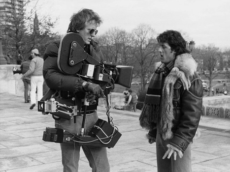 Steadicam Creator Joins Inventors Hall of Fame: Listen to Garrett Brown's Interview on NPR (16:52) | Film & Cinema | Scoop.it
