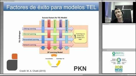 Entornos Personales de Aprendizaje (PLEs): una perspectiva #IBERTIC   CONECTA2   Las TIC y la Educación   Scoop.it