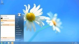 How To Add Start Button In Windows 8 | The Gadget Square | Things you Should Know | Scoop.it