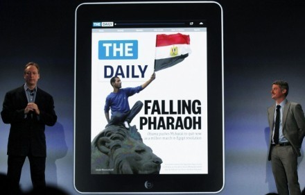 Launch of The Daily: The Verdict From the Web | Mobile Journalism Apps | Scoop.it