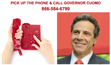 CallCuomo.com Campaign Launches to Protect New Yorkers' Health and Safety from Fracking | EcoWatch | Scoop.it