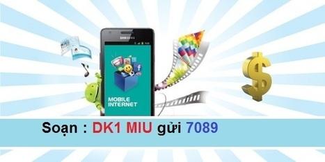 Cách đăng ký 3G gói MIU của Mobifone | Game Mobile Hot | Scoop.it